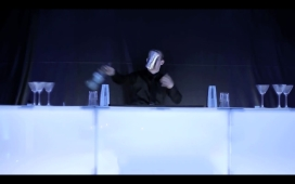 Barman jongleur, Cracheur de feu,...